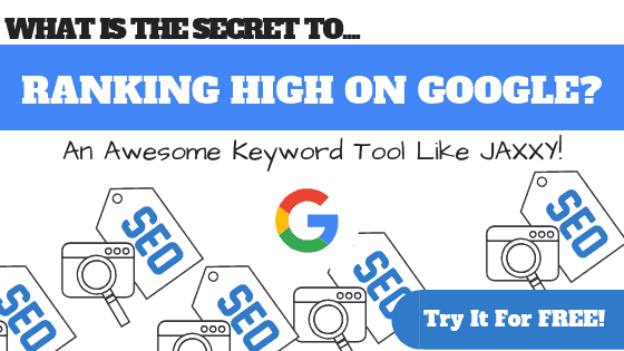 jaaxy how to rank high in google