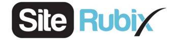build a website with siterubix