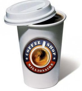 coffee cup millionaire cup