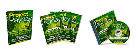 project payday files