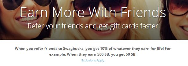 swagbucks referral program