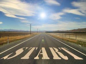 start road goal