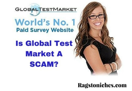 is global test market a scam or legit
