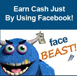 facebeast earn cash