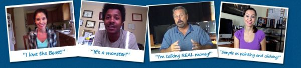 facebeast fake testimonials