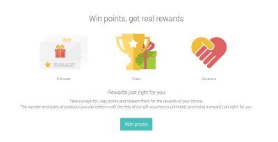 Ipsos I-say rewards