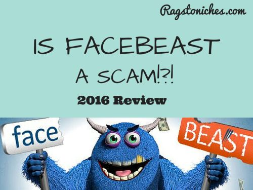 is facebeast a scam?