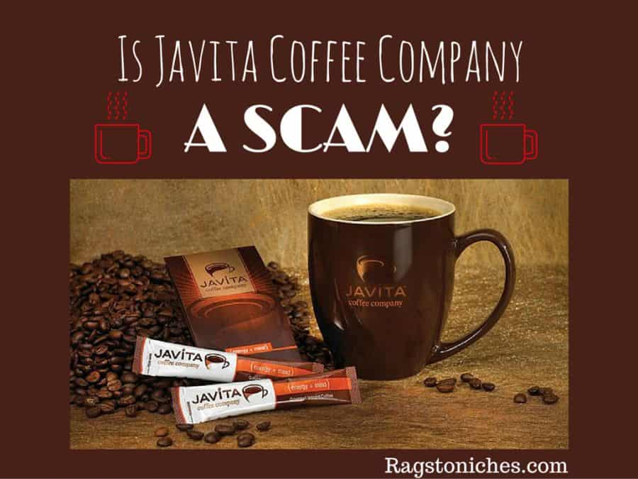 is Javita coffee company a scam