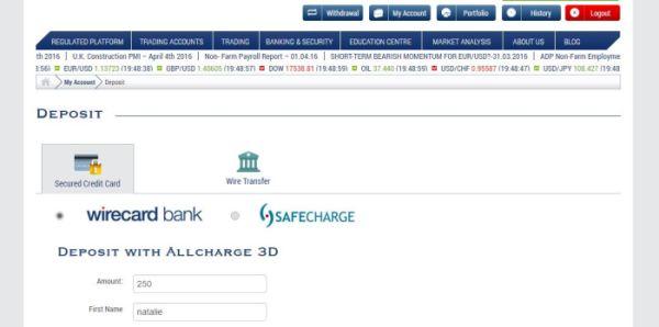 money maker bot deposit