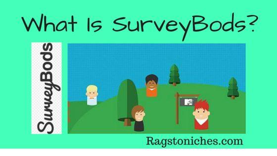 what is surveybods legit or scam
