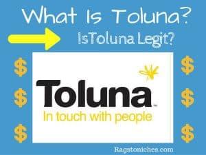 what is toluna, is toluna legit