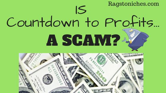 is countdown to profits a scam
