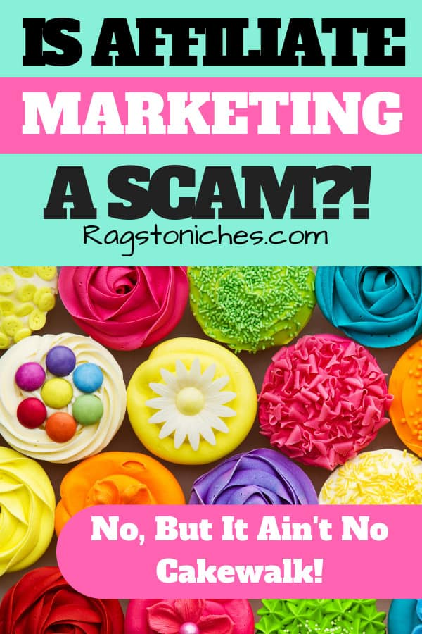 is affiliate marketing a scam or legit