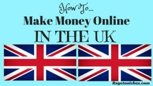 make money online in the UK