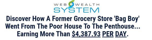 web wealth system intro