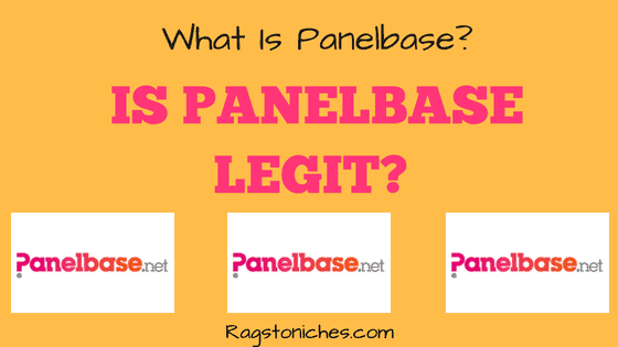 what is panelbase legit or scam