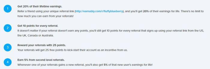 earnably referrals