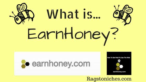 what is earnhoney, earnhoney review