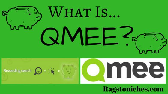 Is Qmee Legit? Or Is This A Giant SCAM!? - RAGS TO NICHE$
