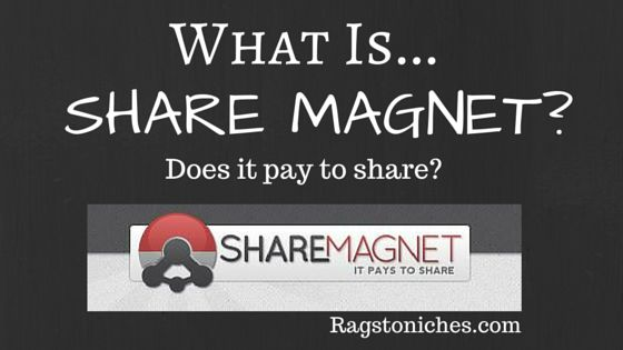 what is share magnet, share magnet review