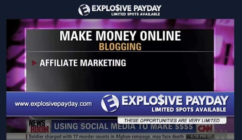 explosive payday Make money online