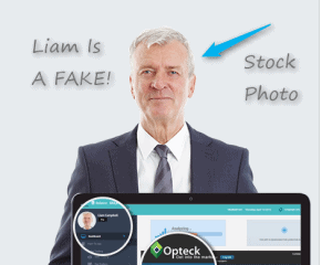 millionaire reborn liam fake