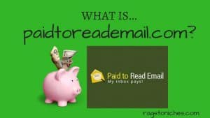 What Is paidtoreademail.com?  Better Than It Looks!