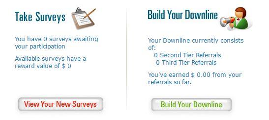 survey downline