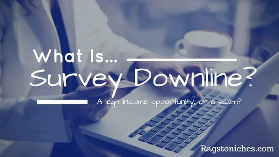 what is survey downline, a scam