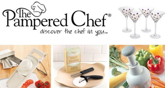 is pampered chef a pyramid scheme review