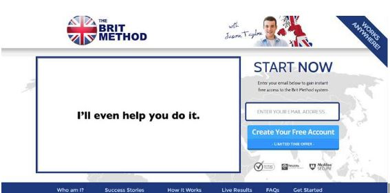 the-brit-method-main-page