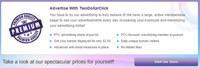 two dollar click advertise