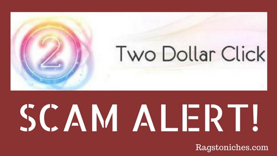 what is two dollar click scam