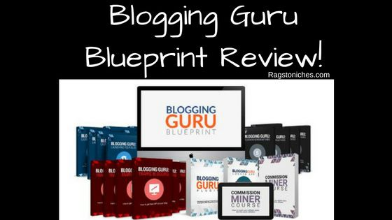 Blogging guru blueprint review good value or not rags to niche blogging guru blueprint review malvernweather Choice Image