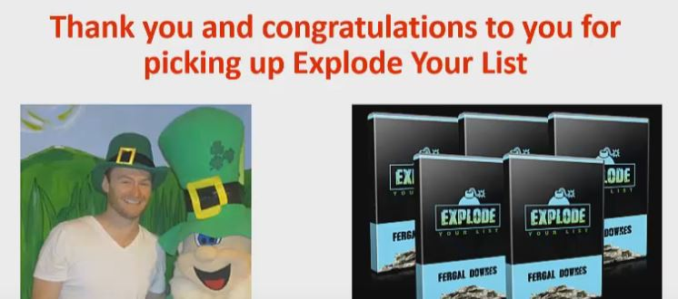 explode your list