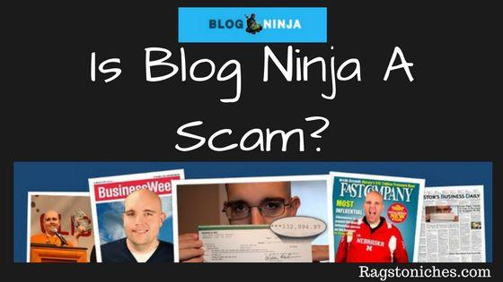 is blog ninja a scam