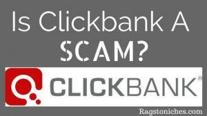 is clickbank legit or scam