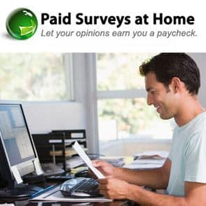 what is paid surveys at home a scam