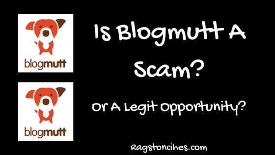 is blogmutt a scam or legit
