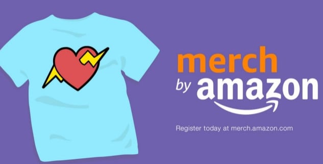 what is merch by amazon