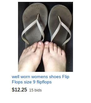 flipflops ebay