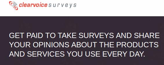 clear voice surveys review