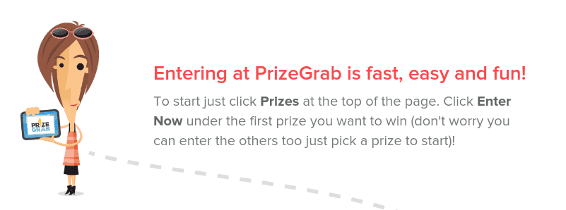 how prizegrab works