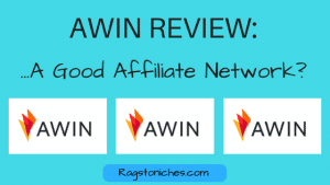 awin review a good affiliate network