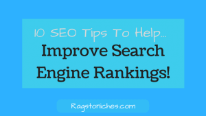 how to improve google rankings seo tips