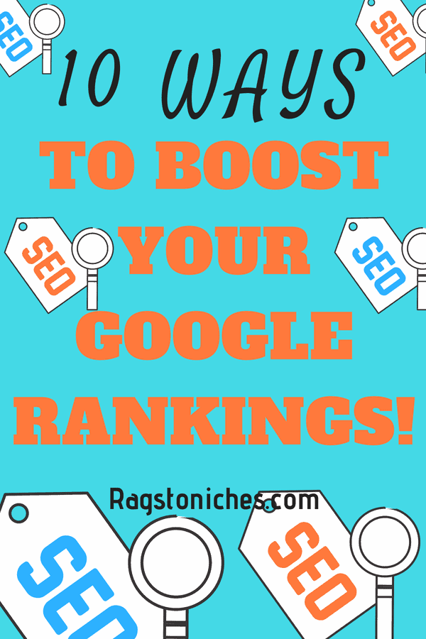 ways to improve search engine rankings