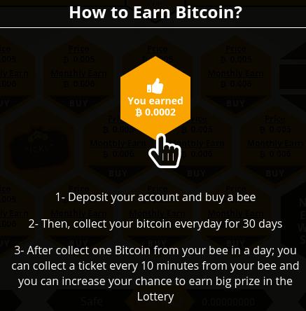 honeybtc how to earn bitcoin