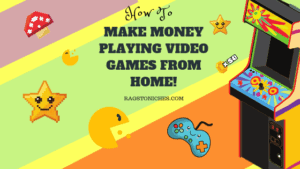 how to make money playing video games at home