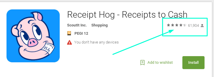 what is receipt hog can this piggy make you money rags to niche