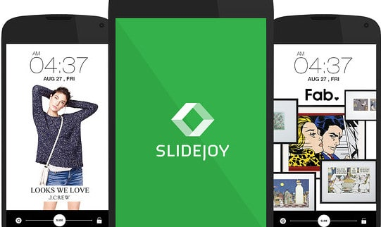 slidejoy app